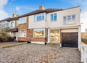 4 bed terraced house for sale in Hillcross Avenue, Morden SM4