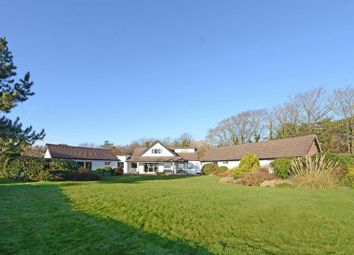 Thumbnail 5 bed detached house for sale in Croft Drive, Caldy, Wirral