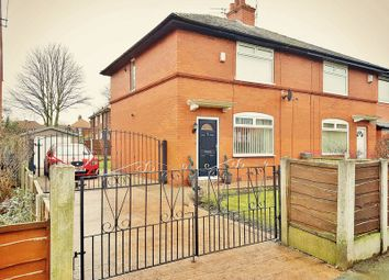 Thumbnail 2 bed semi-detached house for sale in Peel Green Road, Eccles, Manchester
