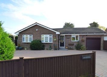 Thumbnail 2 bed detached bungalow for sale in Cooks Lane, Totton
