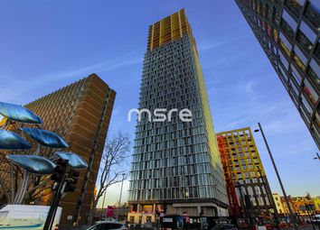 Thumbnail 2 bed flat for sale in Stratosphere, Great Eastern Street, Stratford