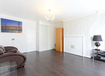 Thumbnail 1 bed flat to rent in Widecombe House, Crawford Rd