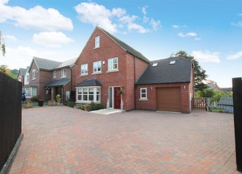 Thumbnail 5 bed detached house for sale in Scalpcliffe Road, Burton-On-Trent