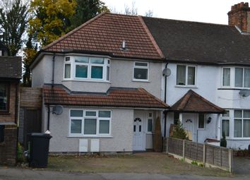 Thumbnail 3 bed end terrace house to rent in Mayfield Road, Sanderstead, South Croydon
