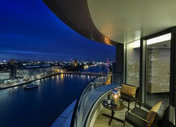 Thumbnail 3 bed flat for sale in The Corniche, Albert Embankment