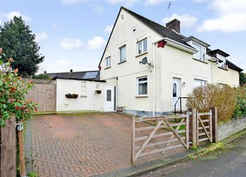 Thumbnail 3 bed semi-detached house for sale in St. Albans Close, Gravesend, Kent