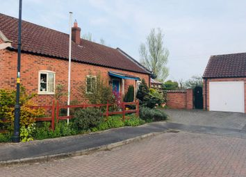 Thumbnail 3 bed detached bungalow for sale in Barff Meadow, Glentham, Market Rasen