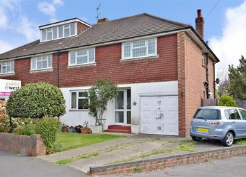 Thumbnail 4 bed semi-detached house for sale in Belmont Grove, Havant, Hampshire