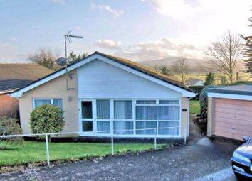 Thumbnail Bungalow for sale in Moor View, North Tawton