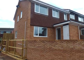 Thumbnail 1 bed flat to rent in Gibson Close, Exmouth