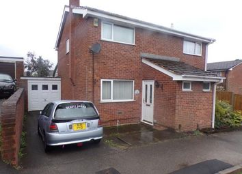 Thumbnail 2 bed semi-detached house for sale in Sartfield Road, Forest Town, Mansfield, Nottinghamshire
