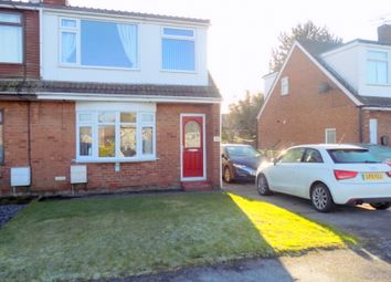 Thumbnail 3 bed property for sale in Grasmere Road, Knott End