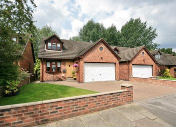 Thumbnail 4 bed detached house for sale in Woodside Drive, Sandbach