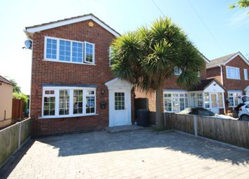 3 bed detached house for sale in Gravel Road, Leigh On Sea SS9