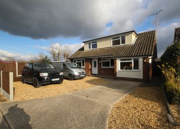Thumbnail 4 bed detached bungalow for sale in Longmoore Avenue, Chelmsford