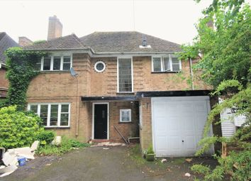 Thumbnail 4 bed detached house to rent in Pebble Mill Road, Birmingham