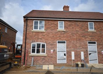 Thumbnail 3 bed semi-detached house to rent in Steve Read Way, Norwich