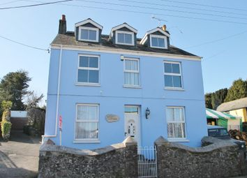 Thumbnail 5 bed detached house for sale in Church Road, Tideford, Cornwall