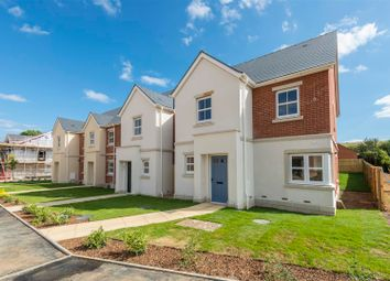 Thumbnail 3 bedroom detached house for sale in Holzwickede Court, Weymouth
