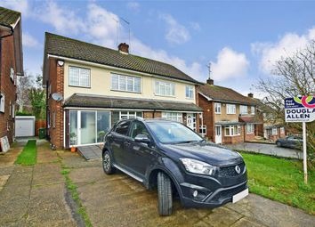 Thumbnail 3 bed semi-detached house for sale in Hillside Road, Billericay, Essex