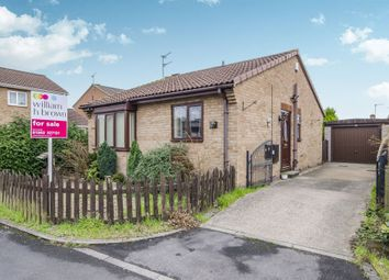 Thumbnail 2 bed semi-detached bungalow for sale in Windsor Close, Askern, Doncaster