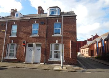 Thumbnail 2 bed flat to rent in Carlton Street, Blyth
