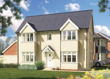 "Thumbnail 3 bed detached house for sale in ""The Sheringham"" at Devon, Bovey Tracey"