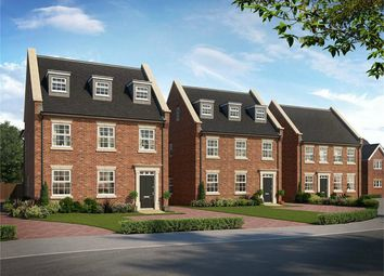 Thumbnail 5 bedroom detached house for sale in Eaton Gardens, Broxbourne, Hertfordshire