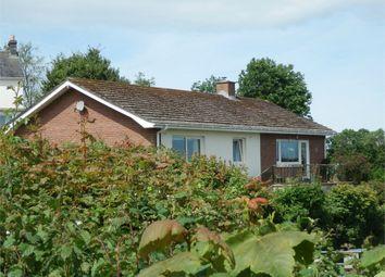 Thumbnail 3 bed detached bungalow for sale in Maes A Mor, Pontgarreg, Llangrannog