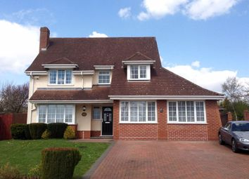 Thumbnail 6 bed detached house to rent in Stewardstone Gate, Priorslee, Telford