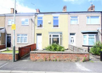 Thumbnail 3 bed terraced house to rent in Cobden Street, Darlington