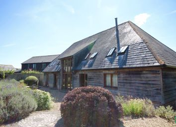 Thumbnail 5 bed barn conversion to rent in Compton Road, Walderton, Chichester