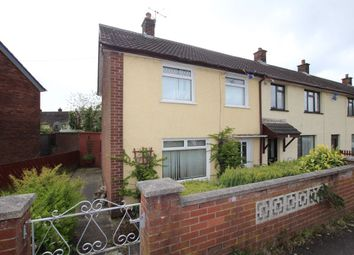 Thumbnail 3 bedroom terraced house for sale in Doonbeg Drive, Newtownabbey