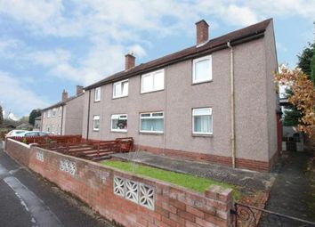 Thumbnail 1 bed flat for sale in Linwood Terrace, Hamilton, South Lanarkshire