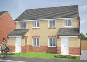 Thumbnail 3 bedroom semi-detached house for sale in Woodhorn Lane, Ashington