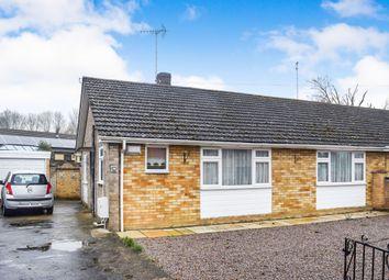 Thumbnail 3 bed semi-detached bungalow for sale in Salisbury Road, Werrington Village, Peterborough