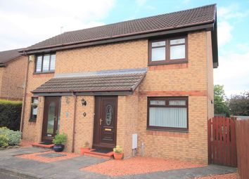 Thumbnail 2 bed semi-detached house for sale in Campion Road, Motherwell