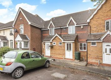 Thumbnail 2 bed terraced house for sale in Orwell Drive, Didcot