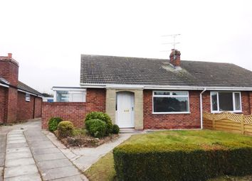 Thumbnail 2 bed semi-detached bungalow to rent in Lancaster Drive, Bawtry, Doncaster