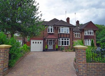Thumbnail 4 bed detached house for sale in Cole Park Road, Twickenham