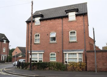 Thumbnail 4 bed detached house for sale in High Street, Woodville, Swadlincote