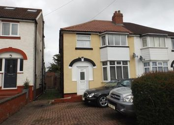 Thumbnail 3 bed semi-detached house for sale in Cliff Rock Road, Rednal, Birmingham, West Midlands
