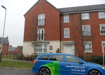 Thumbnail 2 bedroom flat to rent in Brompton Road, Hamilton, Leicester