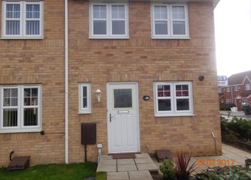 Thumbnail 2 bed semi-detached house to rent in Swan Avenue, Stockton -On Tees
