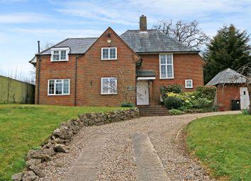 Thumbnail Detached house for sale in Black Lion Hill, Shenley, Radlett