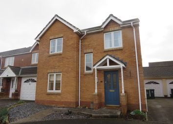 Thumbnail 4 bed detached house for sale in Enbourne Drive, Pontprennau, Cardiff