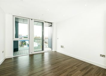 Thumbnail 1 bed flat to rent in Pinto Tower, Nine Elms Point, 4 Hebden Place, Nine Elms