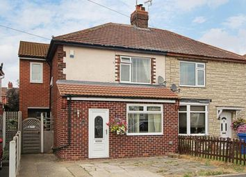 Thumbnail 4 bed semi-detached house for sale in Rayleigh Avenue, Brimington, Chesterfield, Derbyshire