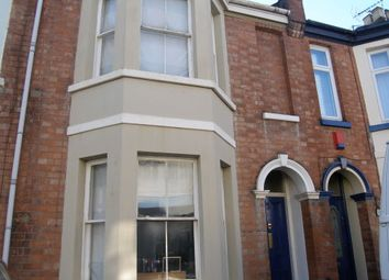 Thumbnail 4 bed terraced house to rent in Plymouth Place, Leamington Spa