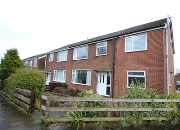Thumbnail 4 bed semi-detached house to rent in Fairfield Road, Ossett